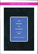 The Theory of Interest, International Edition