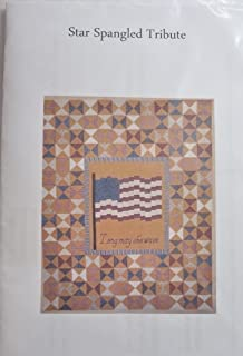 Star Spangled Quilt Pattern, By Main Street Quilt Cottage
