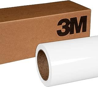 3M 1080 G10 GLOSS WHITE 5ft x 3ft (15 Sq/ft) Car Wrap Vinyl Film