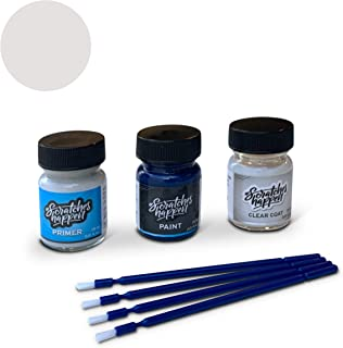 ScratchesHappen Exact-Match Touch Up Paint Kit Compatible with Ford Mystichrome (G6/M7099A) - Preferred