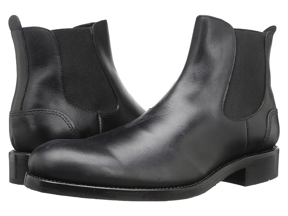 Wolverine Heritage 1000 Mile Montague Chelsea Boot (Black Leather) Men
