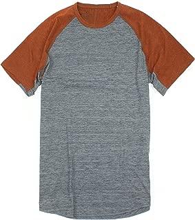Men's Active Flex Athletic T-Shirt M-016