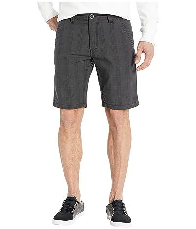 Volcom The Down Lo 20 Shorts (Black) Men