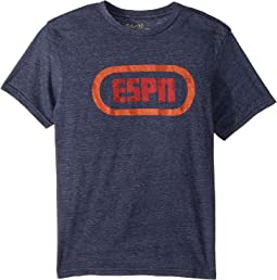 ESPN Short Sleeve Tri-Blend Tee (Big Kids)