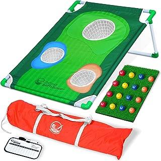 pool golf holes