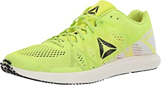 Reebok Floatride Run Fast Pro Shoe, Lime/White/neon red/Black
