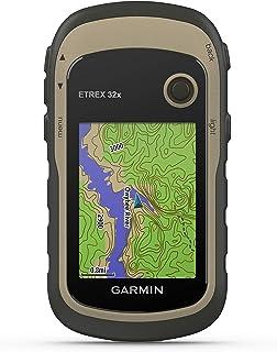 """Garmin ETREX 32x GPS de Mano con Pantalla Color de 2.2"""" y"""