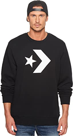 Converse - Star Chevron Graphic Crew