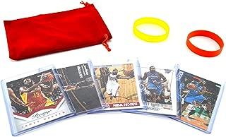 James Harden (5) Assorted Basketball Cards Bundle - Houston Rockets Trading Cards - # 13