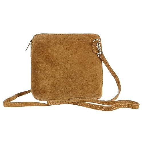 51bf4cde78d Girly HandBags Genuine Suede Cross Body Shoulder Bag