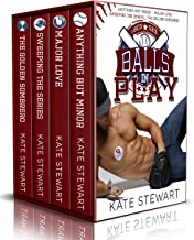Balls in Play Box Set: Anything but Minor, Major Love, Sweeping the Series, The Golden Sombrero