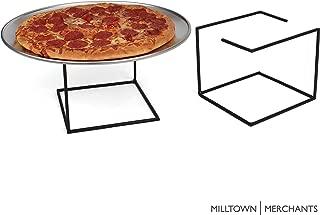 pizza pan rack