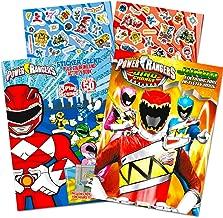 Best power rangers ninja steel coloring book Reviews