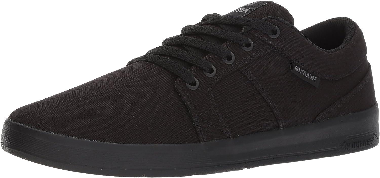 Supra Mens Ineto shoes Size 8.5 BlackBlack