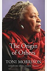 The Origin of Others (The Charles Eliot Norton lectures, 2016 Book 56) Kindle Edition