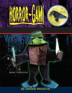 Horror-Gami (Origami Books)