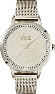 Hugo Boss Twilight, Analog Women's Watch, Carnation Gold - 1502464