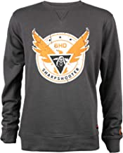 JINX Tom Clancy's The Division 2 Sharpshooter Crew Neck Sweatshirt