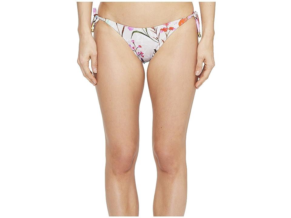 Vitamin A Swimwear Tara Tie Side Bottom (Sugar Beach) Women