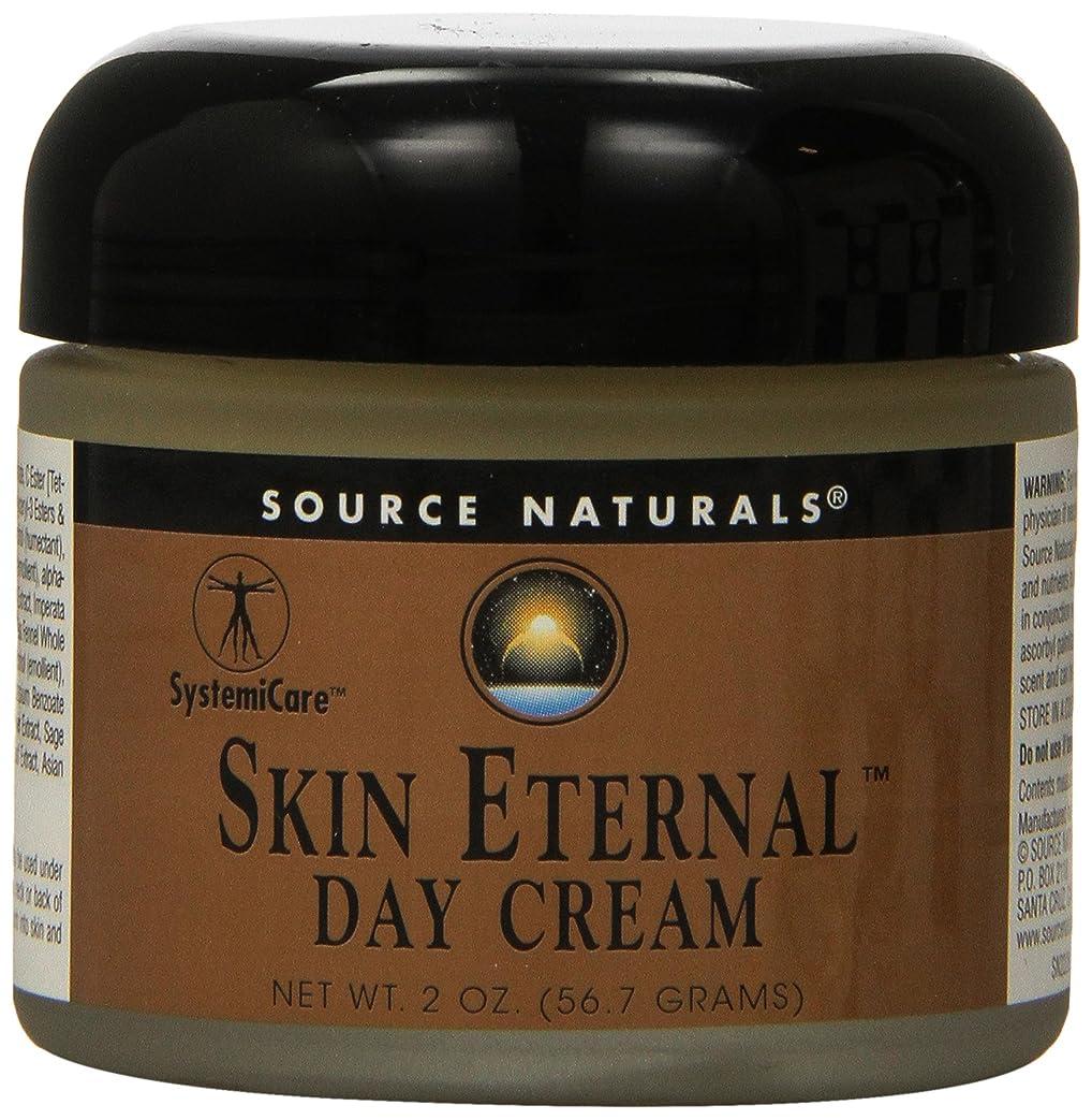 値下げ反射クライアント海外直送品 Source Naturals Skin Eternal Day Cream, 2 OZ