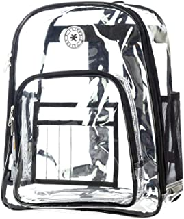 d515fac1ed Amazon.com  Clear - Kids  Backpacks   Backpacks  Clothing