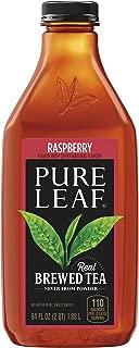 Pure Leaf Prepared Tea, Raspberry 64 fl oz Plastic Bottle