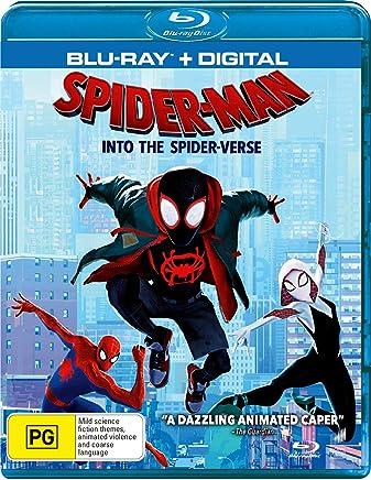 Spider-Man: Into the Spider-Verse (Blu-ray/Digital)