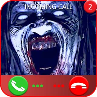 Scary Call from Ghost Video