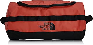 "The North Face Base Camp Travel Canister- L Toiletry Bag, TNF Red/TNF Black, 11.6"" x 6"" x 6"" (28 cm x 15.25 cm x 15.25 cm)"