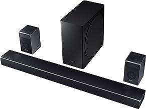 Samsung Harman Kardon 7.1.4 Dolby Atmos Soundbar HW-Q90R with Wireless Subwoofer and Rear..