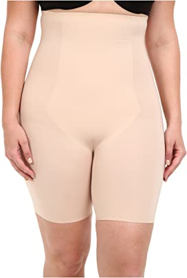 4ce147b41d8 Spanx Thinstincts High-Waisted Mid-Thigh Short at Zappos.com
