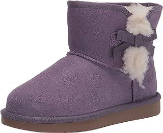 Koolaburra by UGG Unisex-Child Victoria Mini Fashion Boot