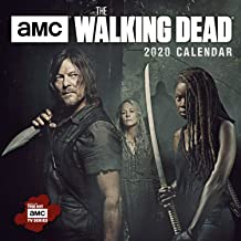 The Walking Dead - AMC 2020 Calendar