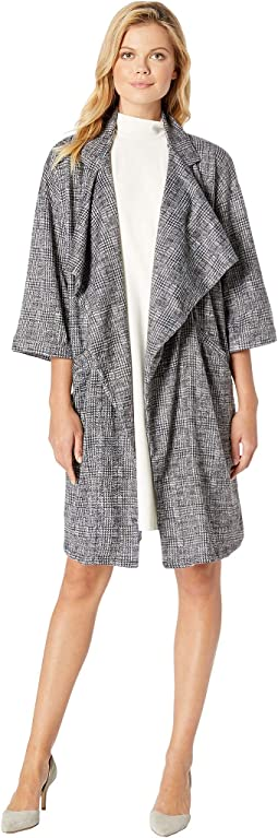 Petra Plaid Cozy Duster