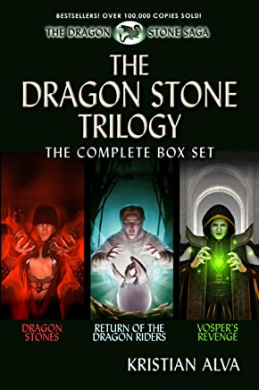 The Dragon Stone Trilogy: The Complete Box Set: Dragon Stones, Return of the Dragon Riders, Vosper's Revenge
