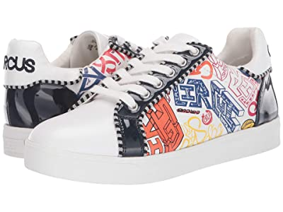 Circus by Sam Edelman Carson (Bright White/Bright Multi) Women