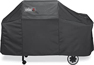 Weber 7552 Premium Cover, Fits Weber Genesis Silver/Gold Gas Grills