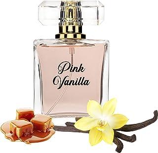 SERGIO NERO • Agua de perfumeParfum de Toilette para mujeres Pink Vanilla 50 mL (17 fl.oz.) • Fragancia Gourmet Polvorie...