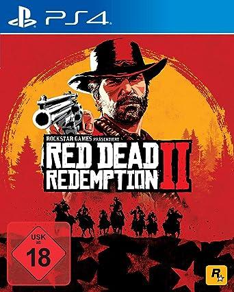 Red Dead Redemption 2 - PlayStation 4 [Importación alemana]