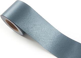 ROSEROSA Peel & Stick Metallic Color Backsplash Hair Line Border Sticker Self-Adhesive Wallpaper Blue Green (DM214B : 3.93...