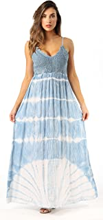 441a293a99036 Amazon.com: Tie Dye - Dresses / Clothing: Clothing, Shoes & Jewelry
