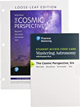 Cosmic Perspective, The, Loose-Leaf Plus Mastering Astronomy with Pearson eText -- Access Card Package