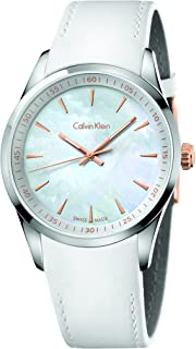Calvin Klein Casual Watch Analog Display Swiss Quartz for Women K5A31BLG