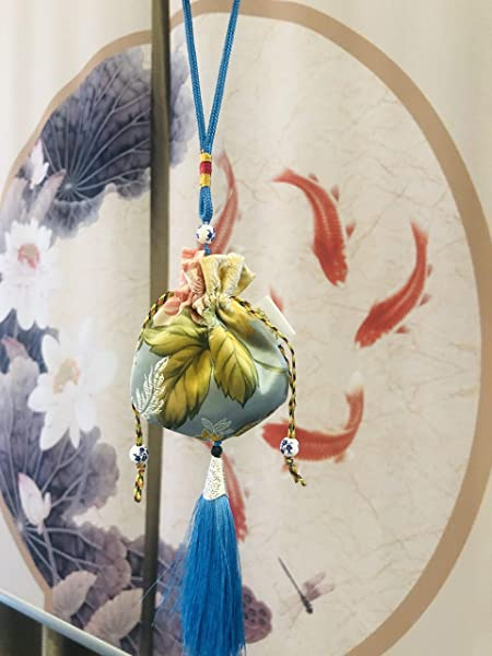 Cocostore Herbal Sachet Traditional Chinese Medicine Handmade Sachet Gift Sachet Small Bags