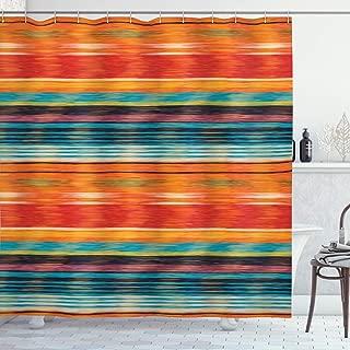 Best vibrant shower curtains Reviews