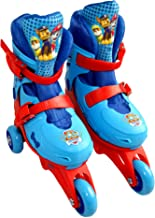 Paw Patrol TRI in LINE Transformable Skates with 3 Wheels,Official Licensed
