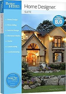 better homes home designer suite 8.0