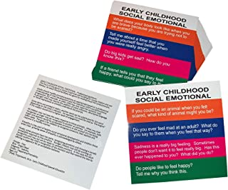 Totika Early Childhood Social Emotional Card Deck