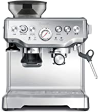 Breville Barista Express Espresso Machine, Brushed Stainless Steel BES870BSS