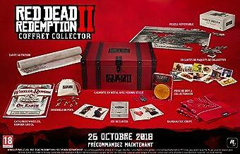 RED DEAD REDEMPTION 2: COLLECTOR'S BOX - OHNE Spiel!